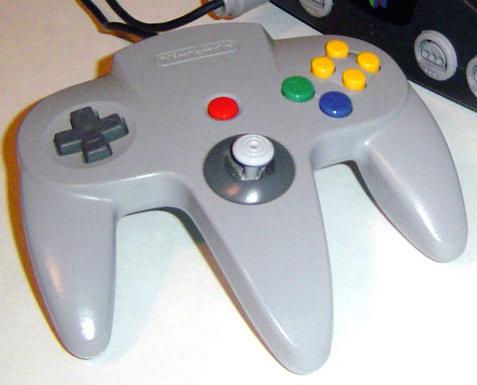 Что Такое Игровые Автоматы Nintendo 64