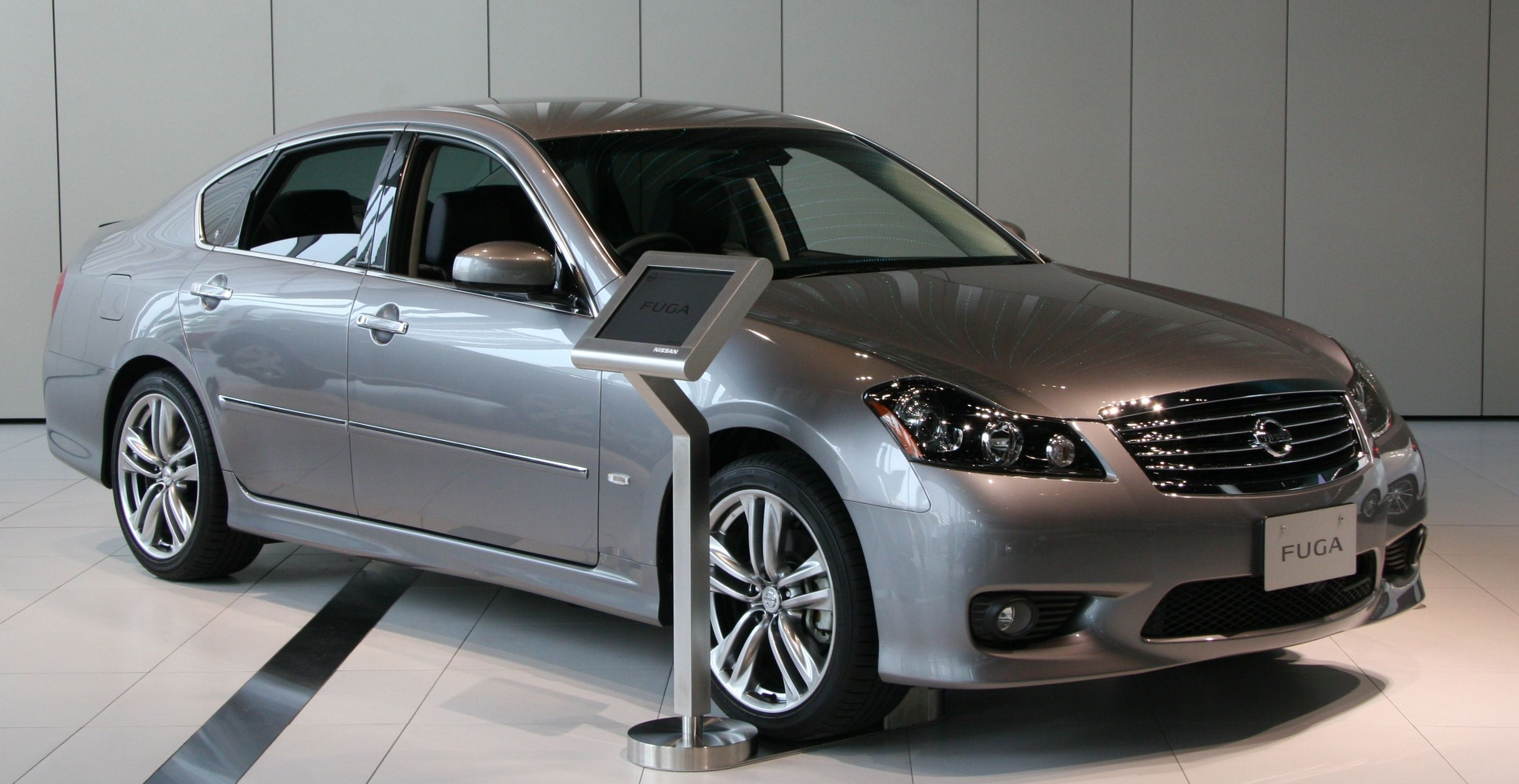 File Nissan Fuga 350gt Type S Jpg Wikimedia Commons