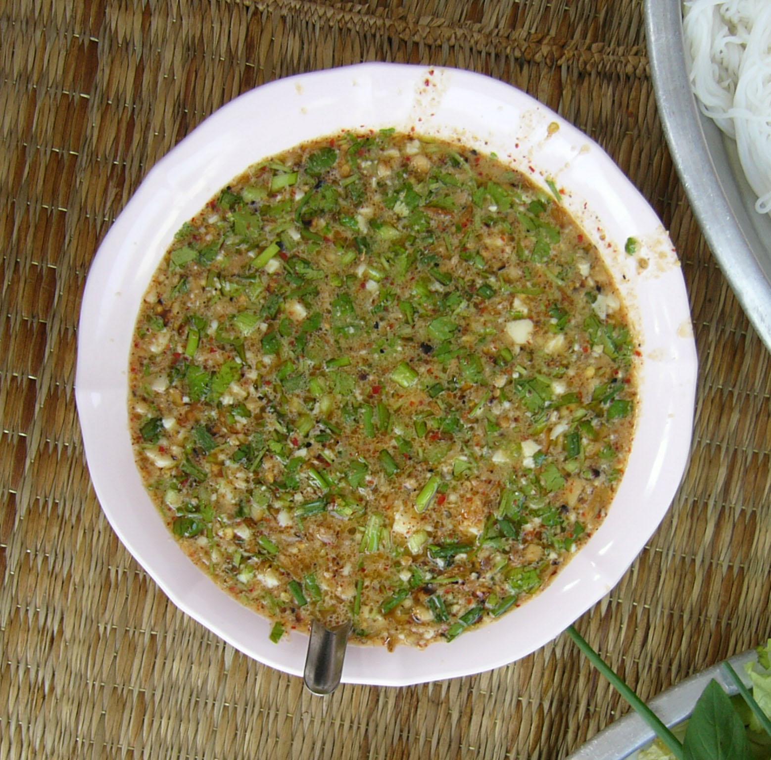 Thai Dried Chili Dipping Sauce Recipe — Dishmaps