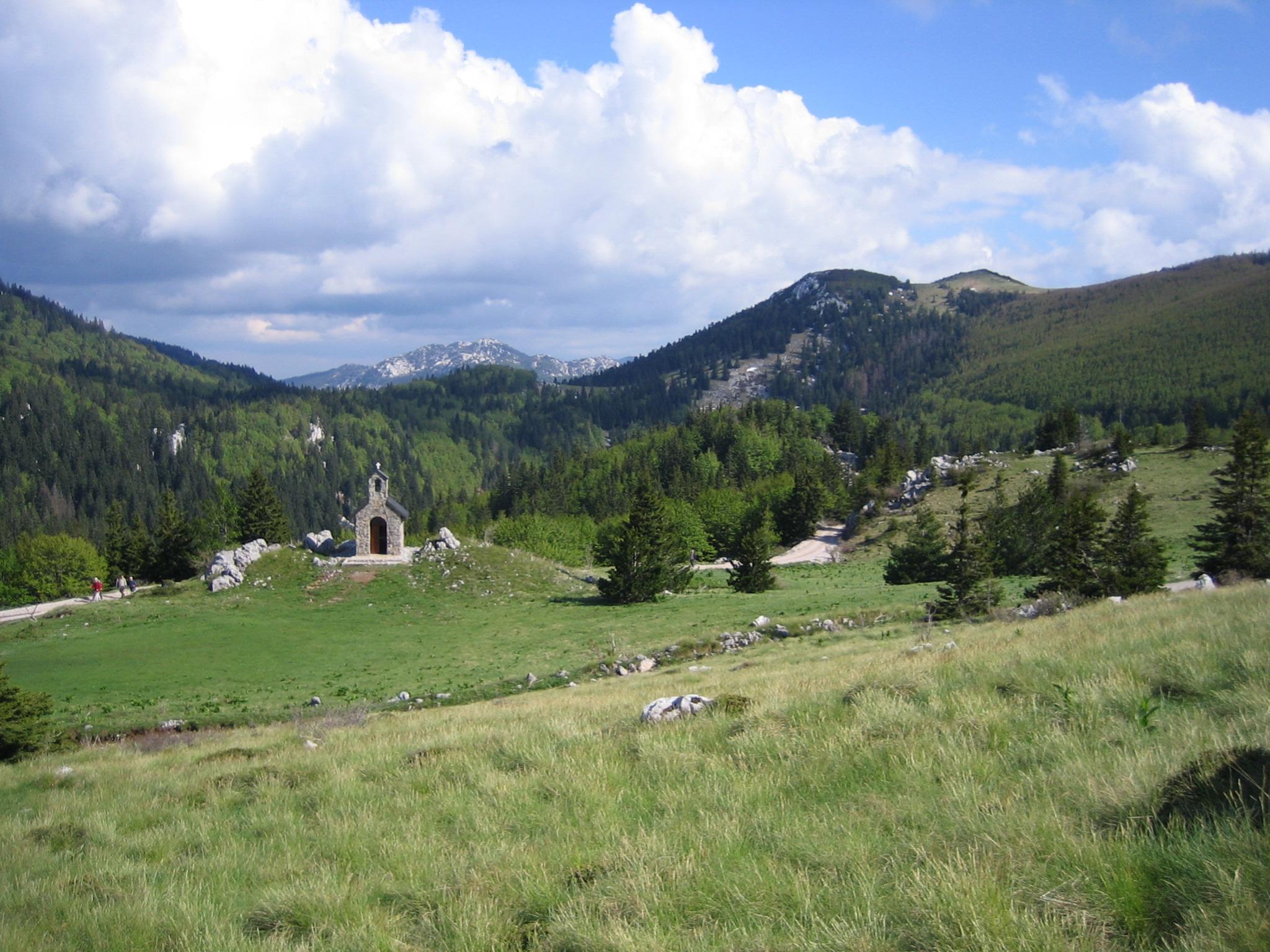 Nacionalni Park Sjeverni Velebit Wikipedija