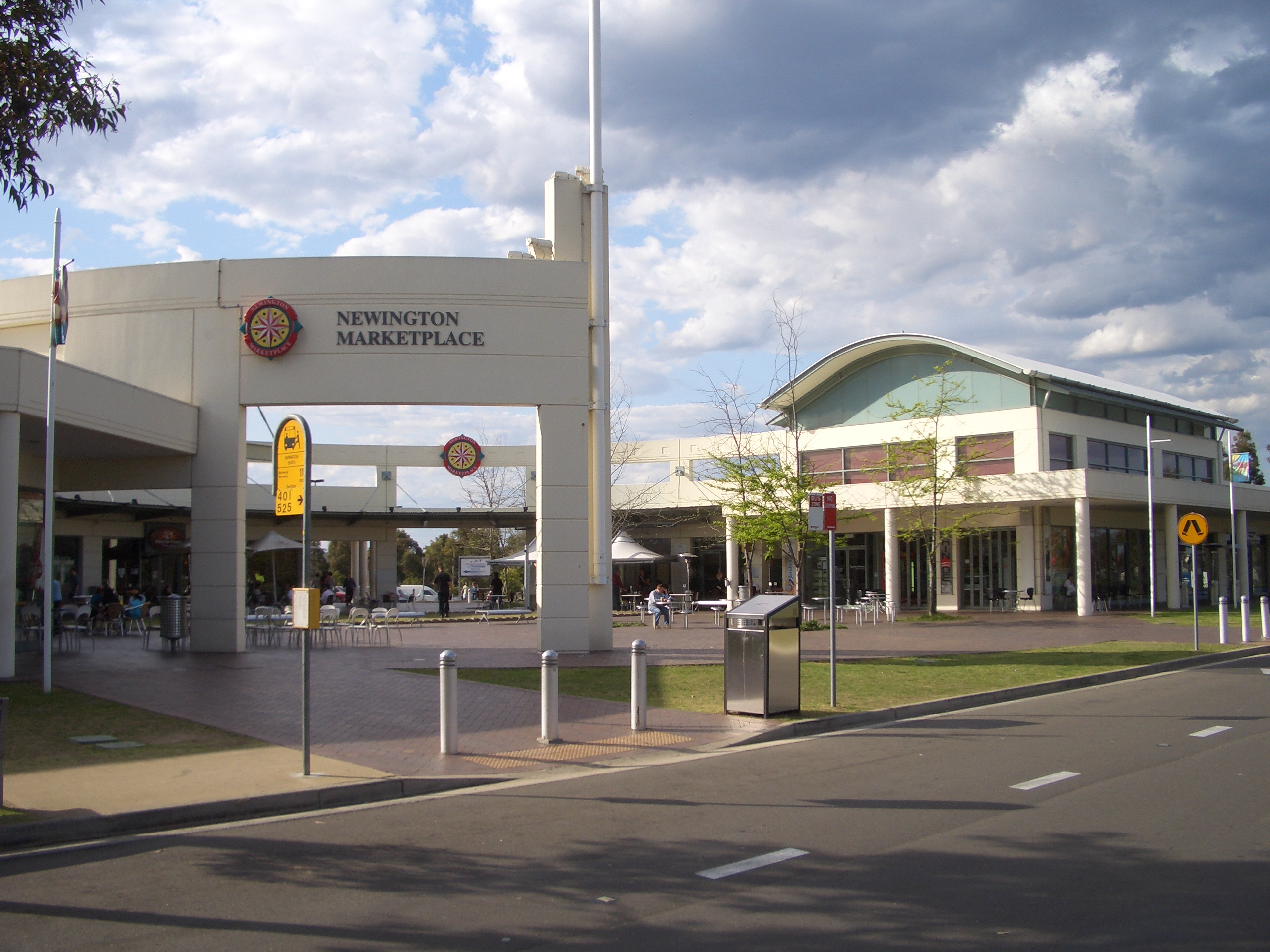 Newington, New South Wales - Wikipedia