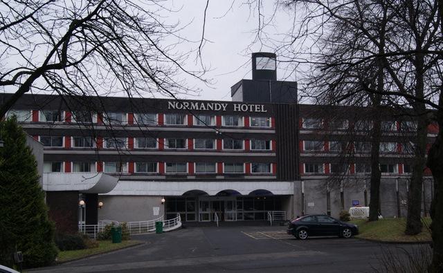 Hotels Near Normandy France