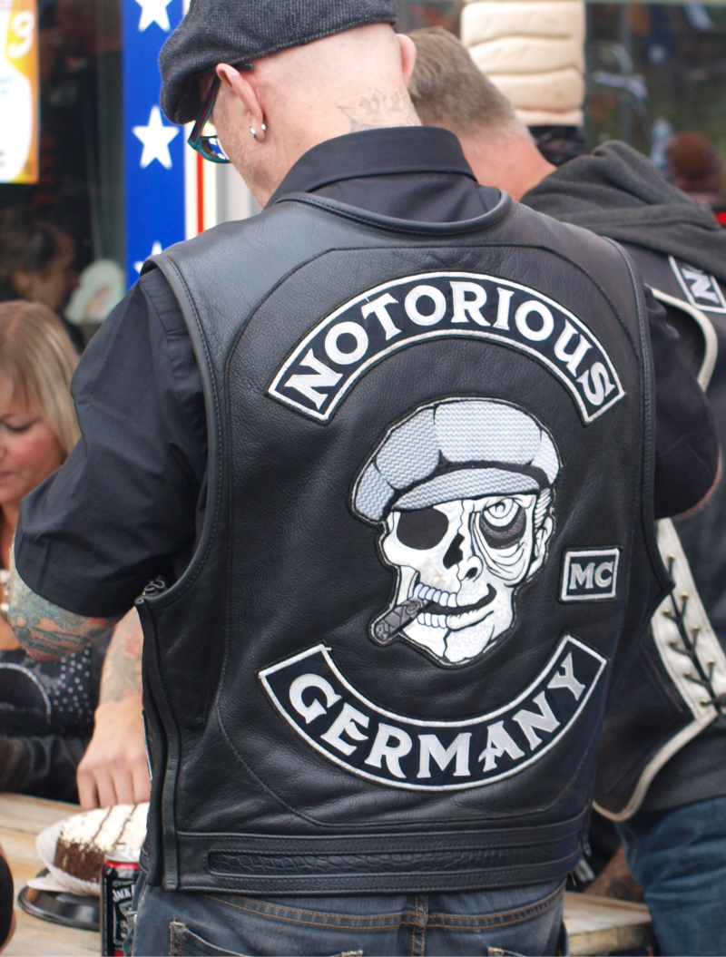 Notorious (motorcycle club) - Wikipedia