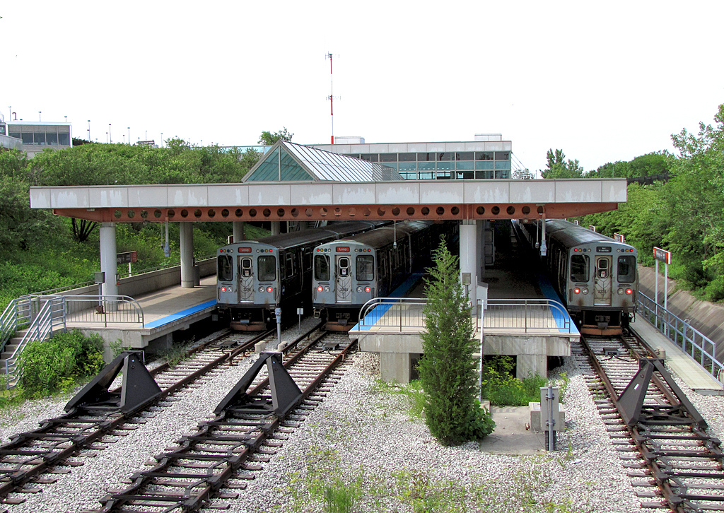 Midway Airport Parking >> Midway station (CTA) - Wikipedia