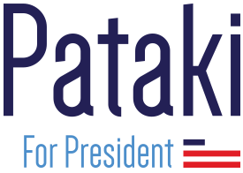 Pataki for President Campaign Logo.png
