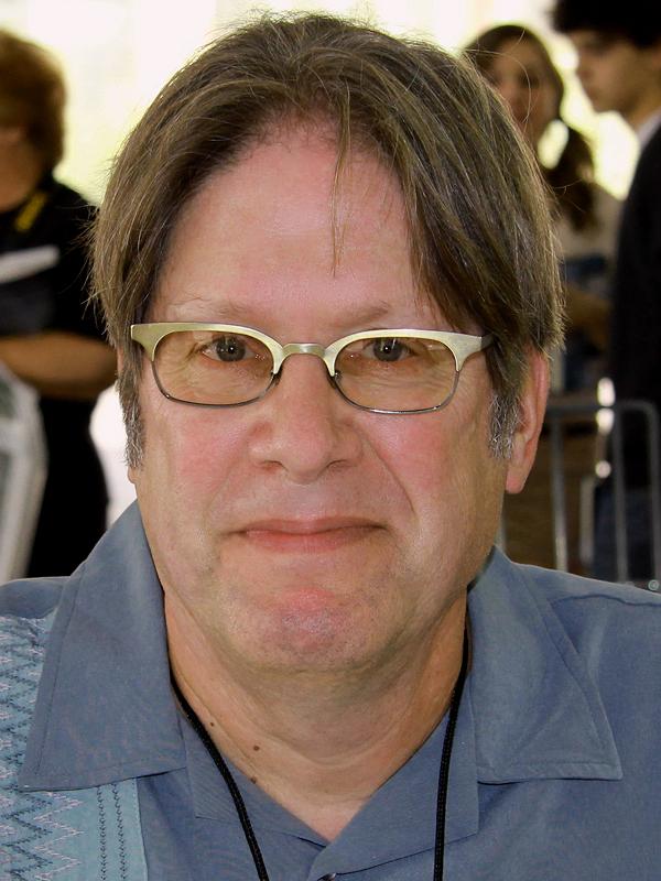 Patrick McGilligan at the 2011 Texas Book Festival.