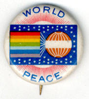 World Peace Flag of the Universal Peace Congress.