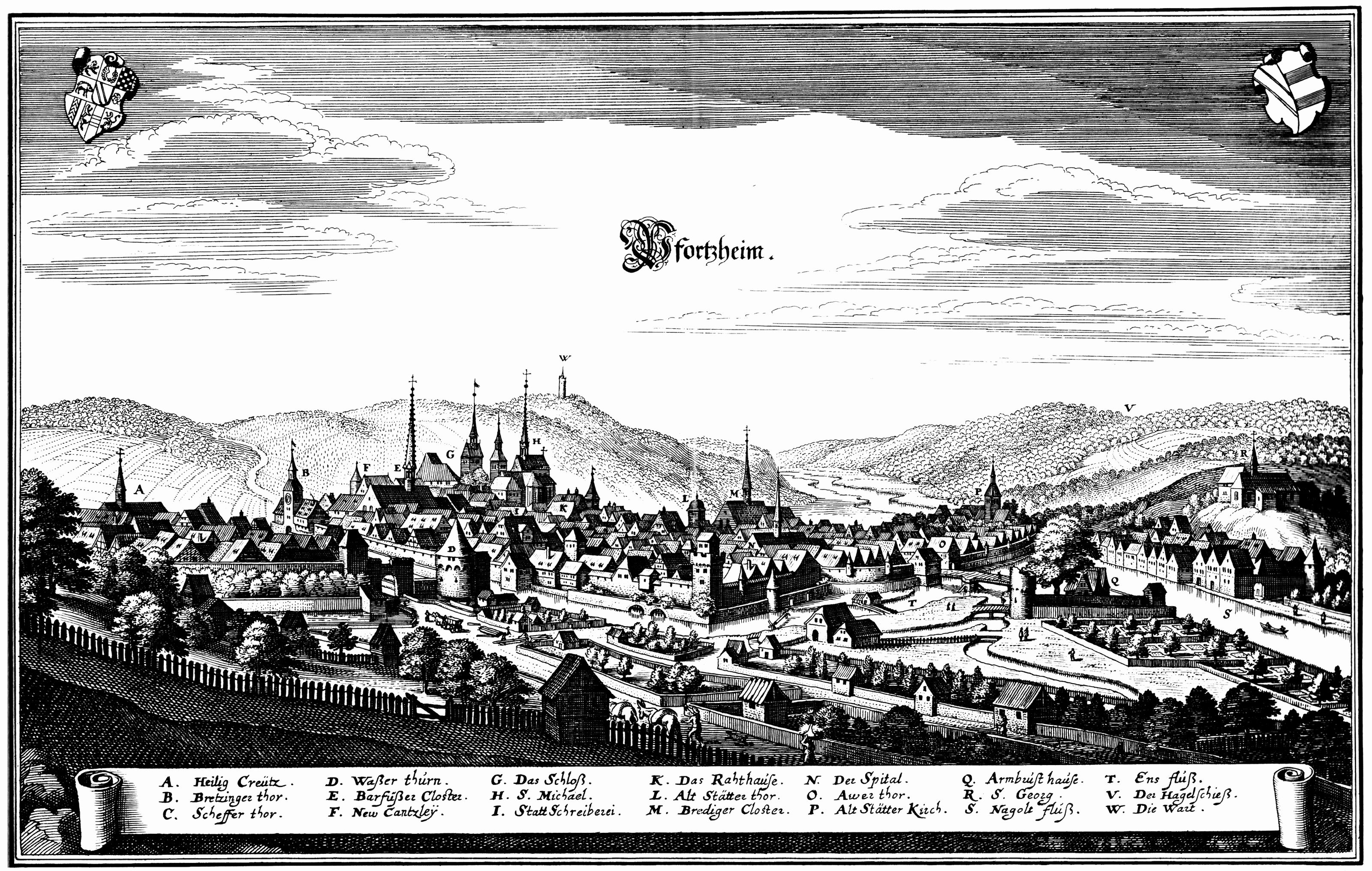 Einwohnerzahl Pforzheim