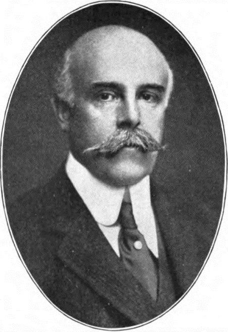 Madison Grant in the early 1920s