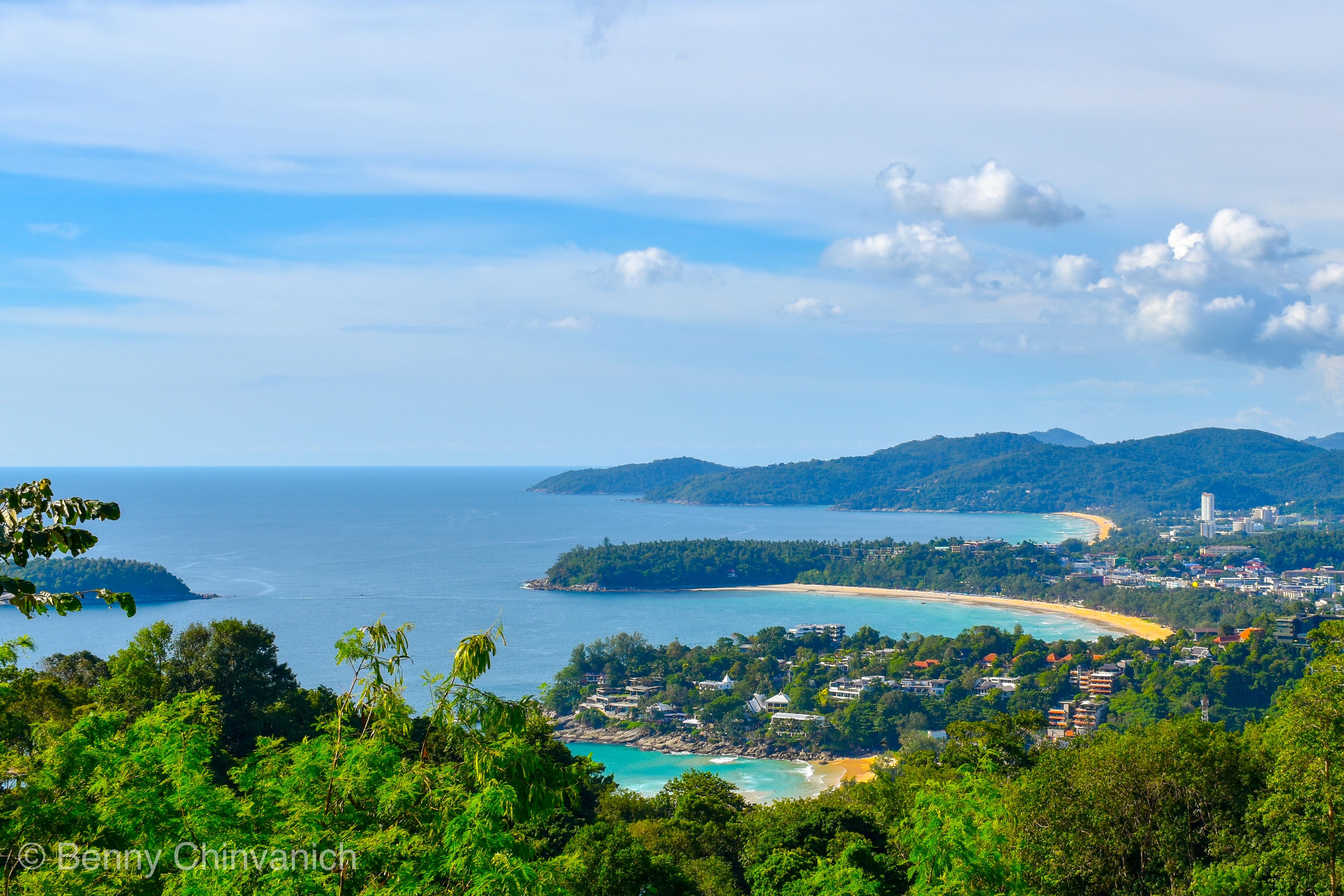 Phuket Thailand Tourist Spots