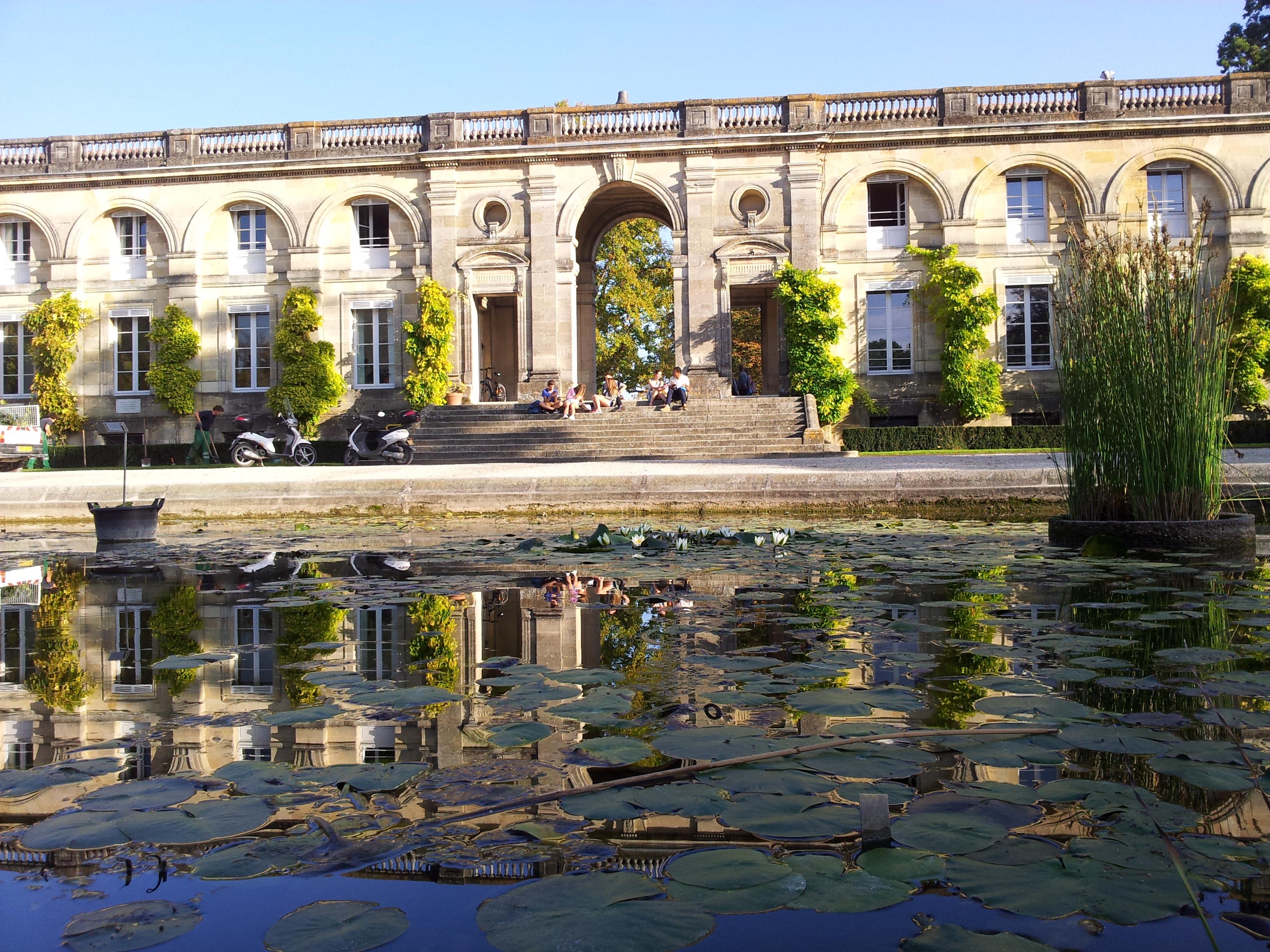 File plan d 39 eau jardin botanique de for Jardin public bordeaux