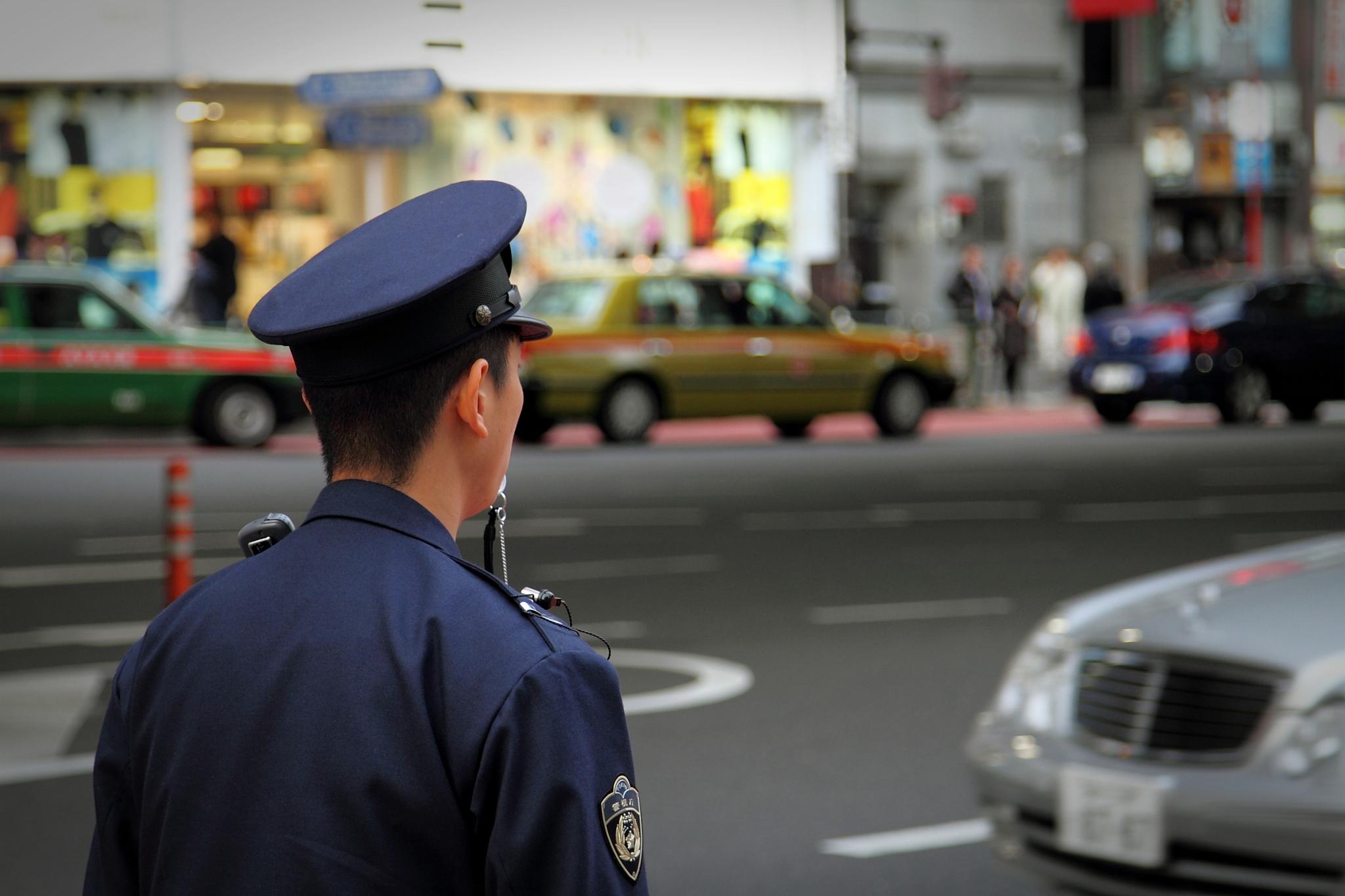 日本の警察官 - Wikipedia