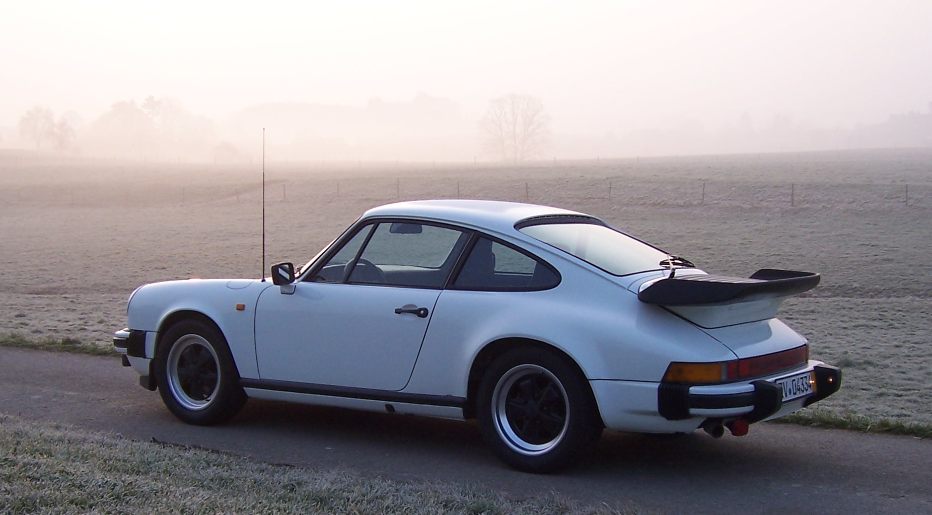 Porsche  Sc Paint Gran Prix White Coek