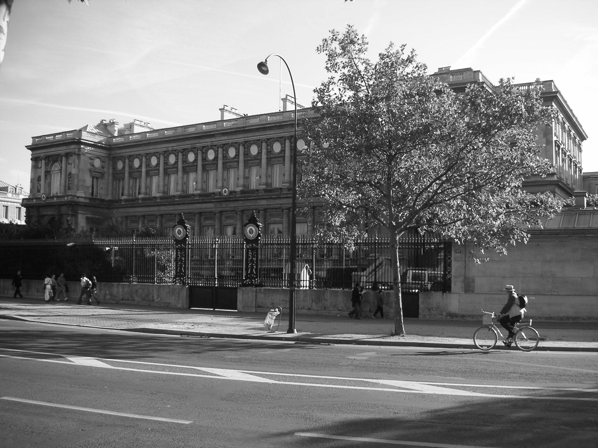 Quai d orsay wikiwand for Quai d orsay metro