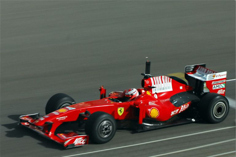 File Raikkonen Test Ferrari F60 Jpg Wikimedia Commons