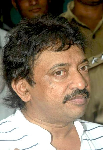 Photograph of Ram Gopal Varma