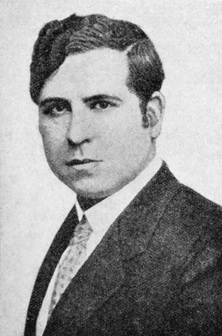 Ramón Gómez de la Serna, ca 1931