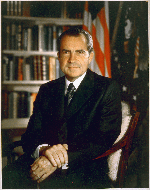 United States V. Nixon, President of the United States