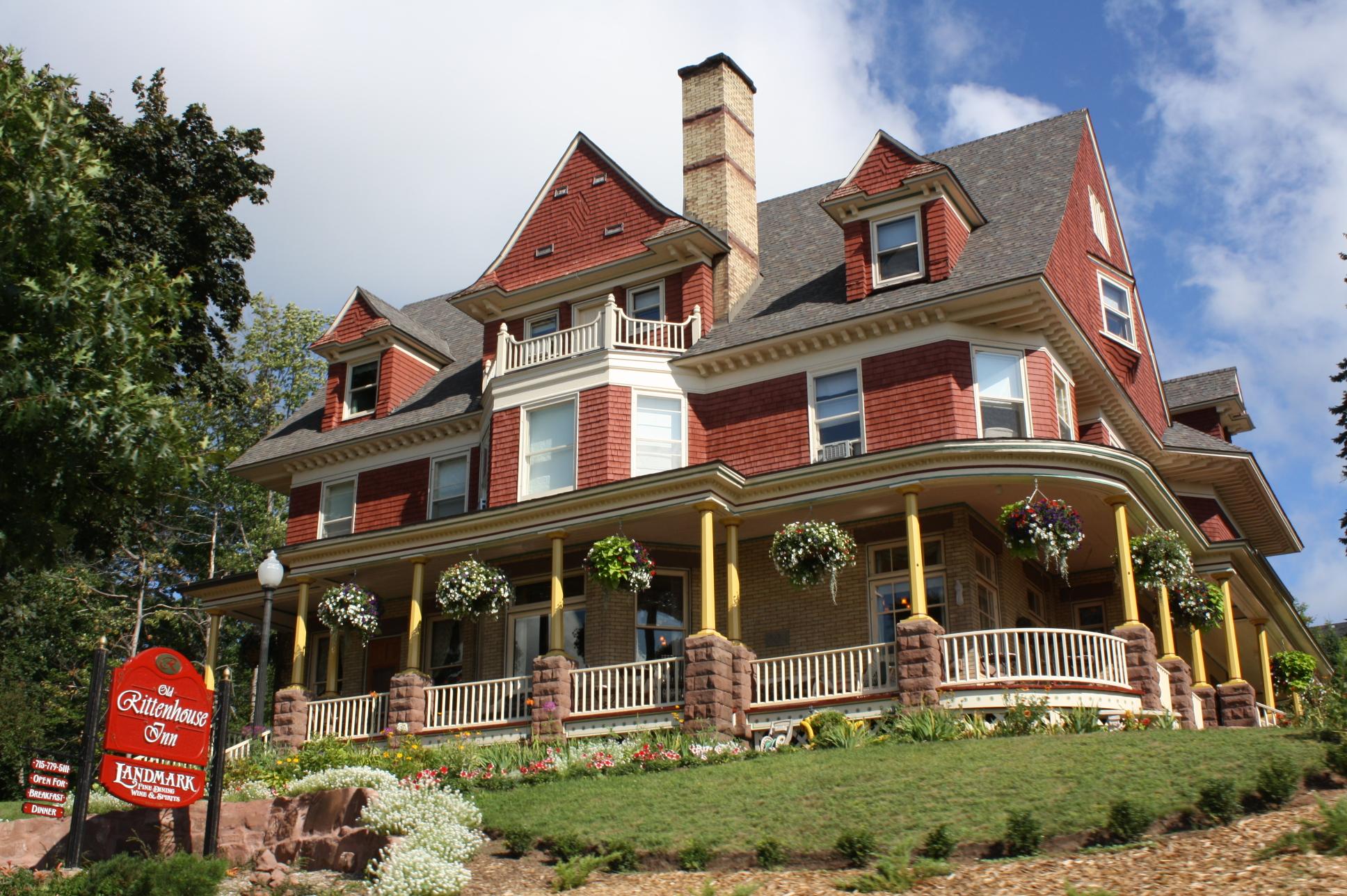 File Rittenhouse Inn Bayfield Wisconsin Historic District Jpg
