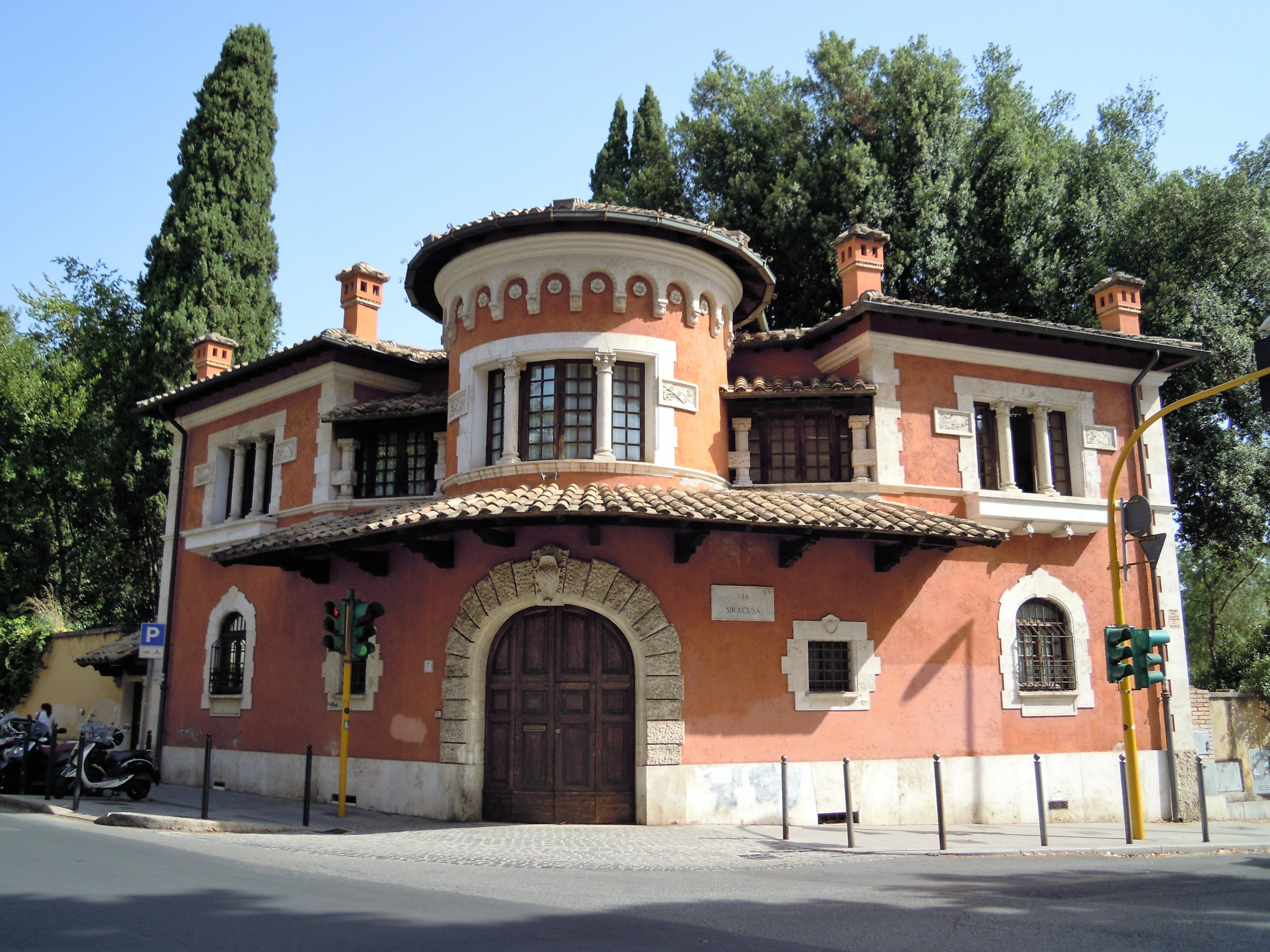 Vendesi Villa In Via Piscin Di Polvere Viterbo