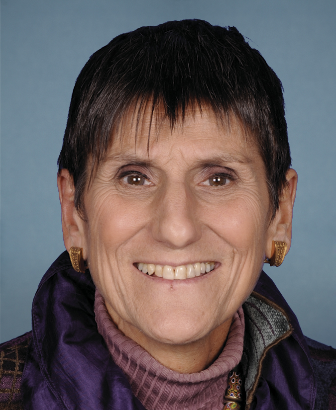 Photo of Rosa DeLauro