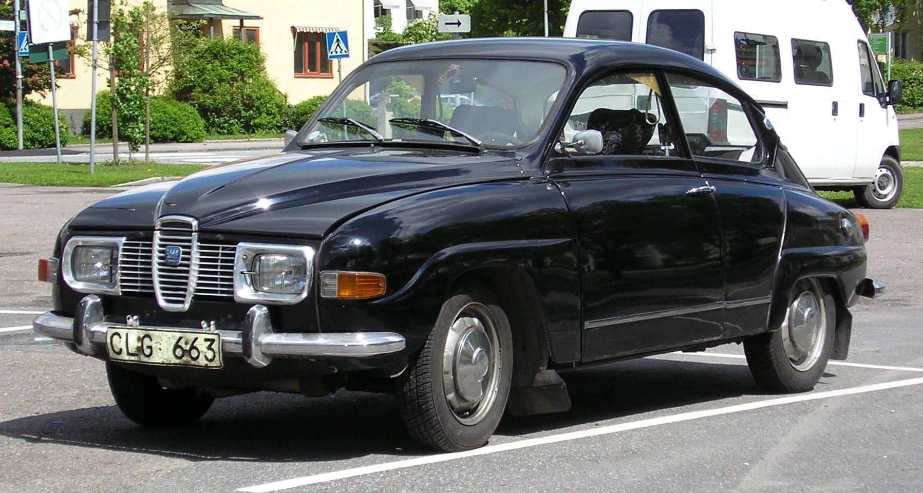 Saab V Front on Saab Body Parts 9 3