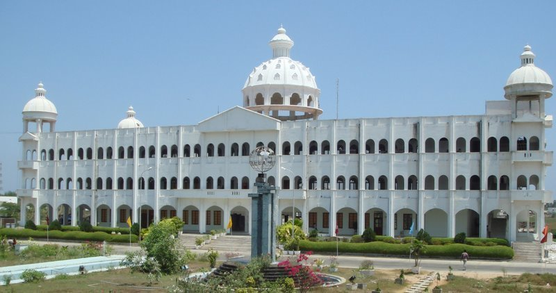 File:Sathyabama University Administrative Building.jpg