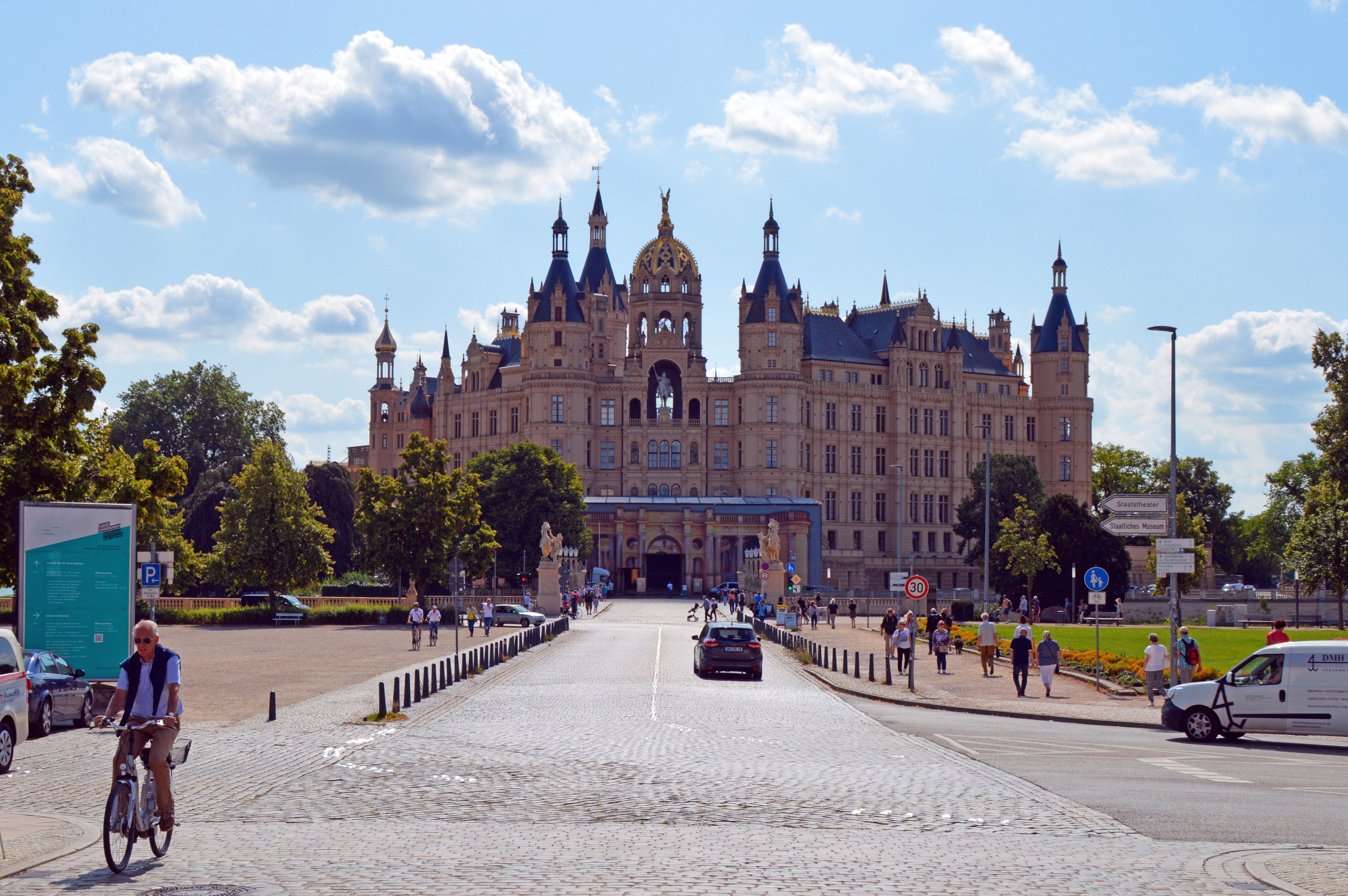 Puff aus Schwerin (MV, Landeshauptstadt)