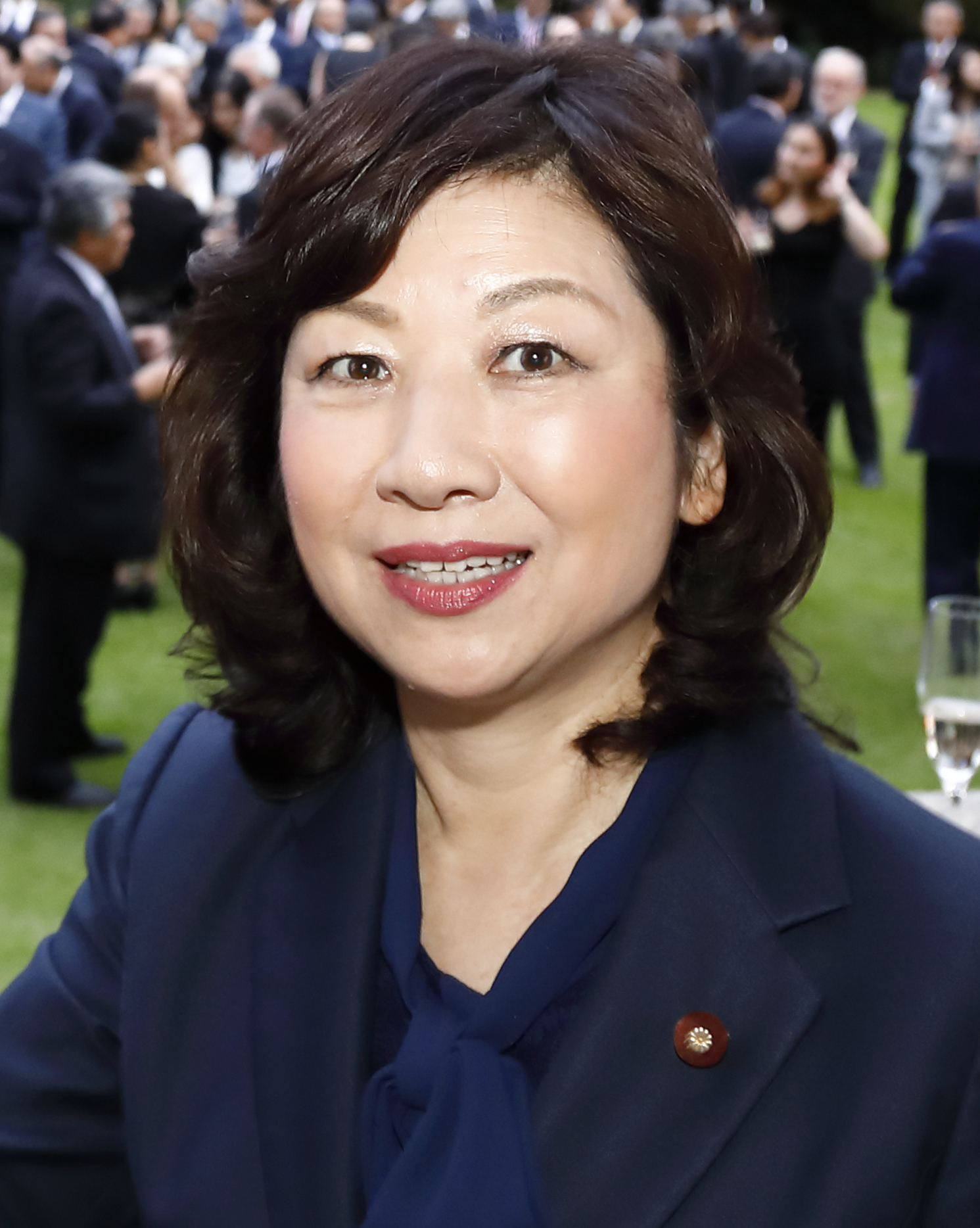 野田聖子 - Wikipedia