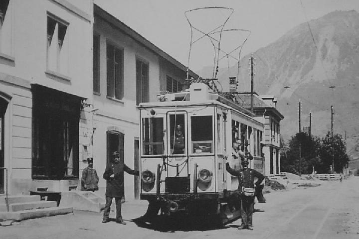 Sernftal Tramway