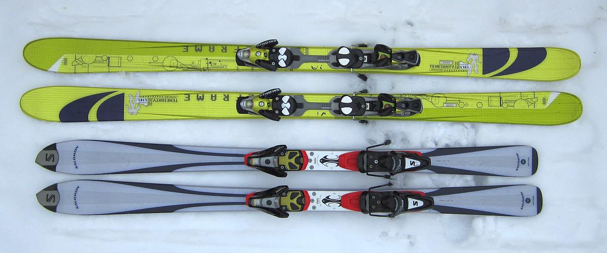 zu Füßen bei Website für Rabatt am besten kaufen File:Skis Salomon 03.jpg - Wikimedia Commons