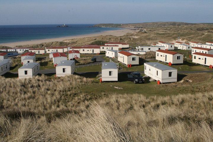 Bay St Ives Bay Hotel Cornwall