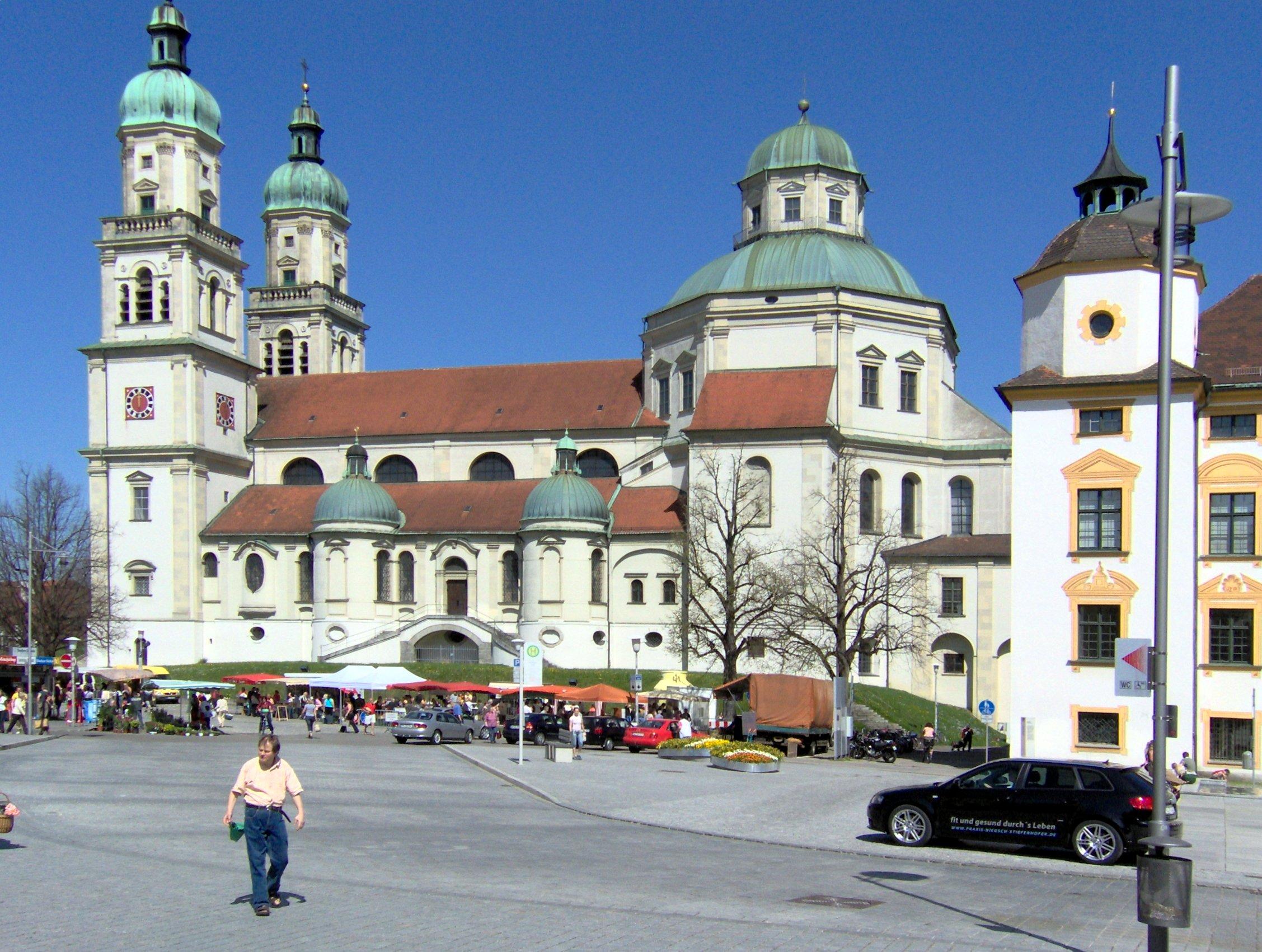 Kempten Germany  city photos : St Lorenz Basilika Kempten Wikimedia Commons
