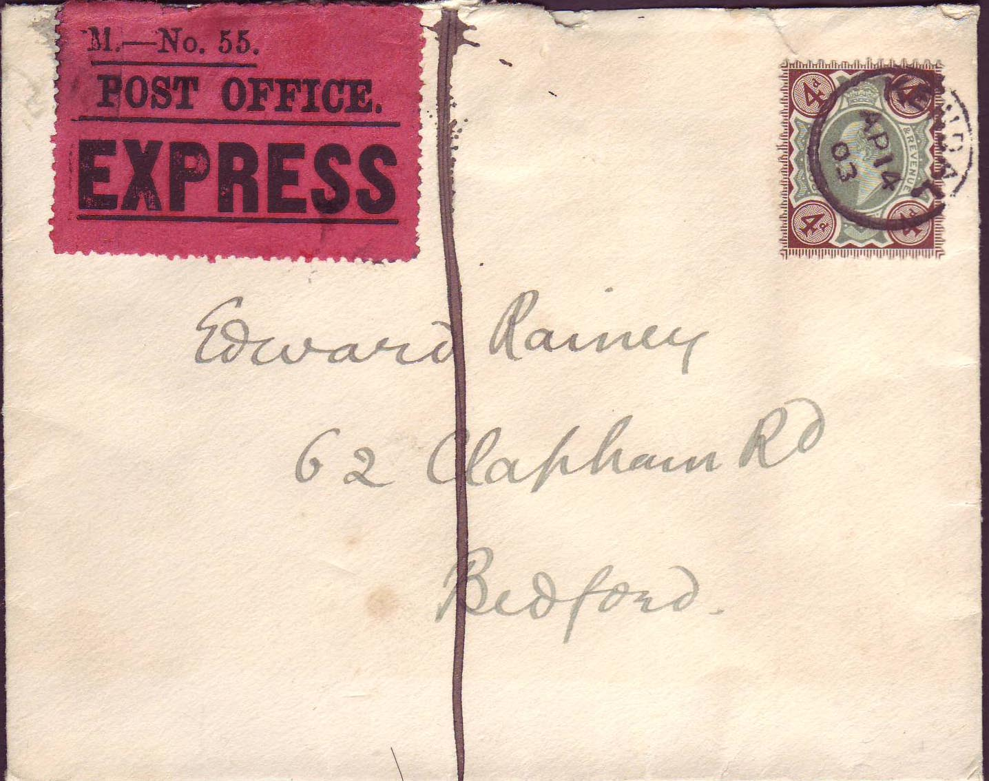 Express mail - Wikipedia