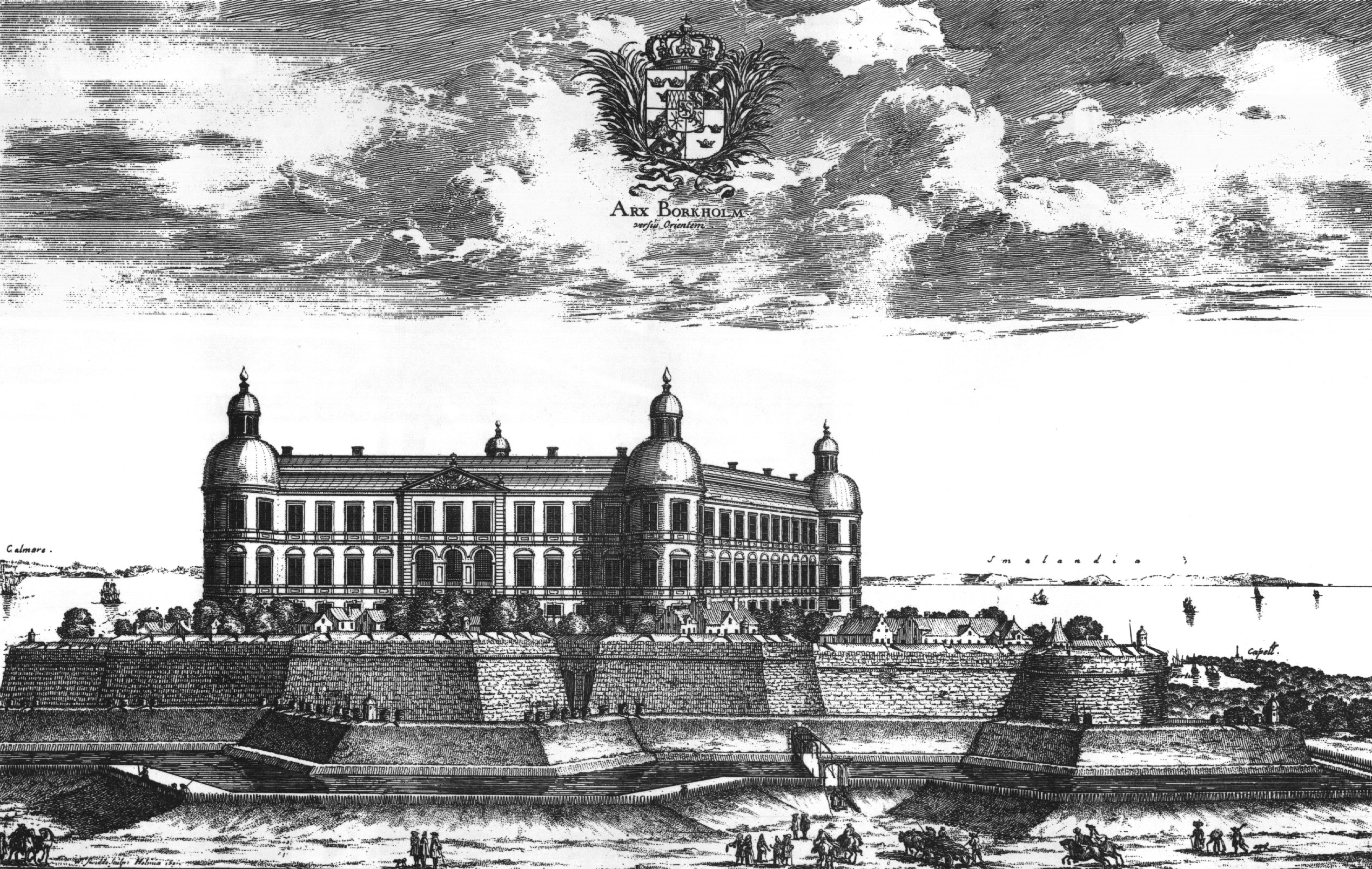1691 in Sweden