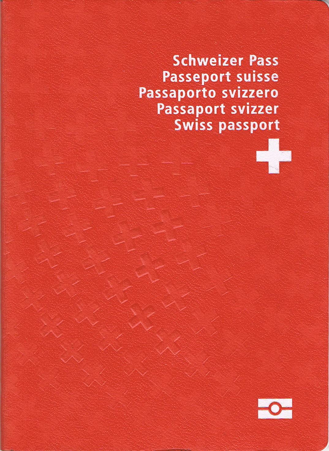 Swiss passport - Wikipedia