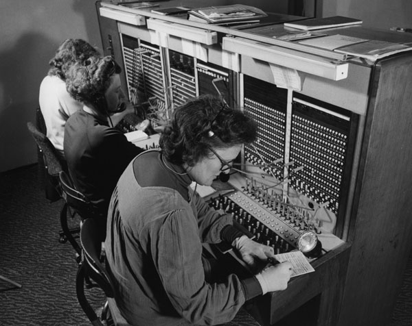 Switchboard Staff, 1979