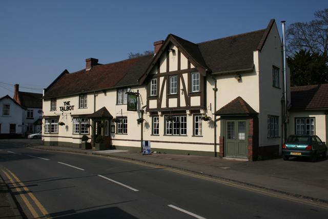 Talbot at Belbroughton - geograph.org.uk - 385871