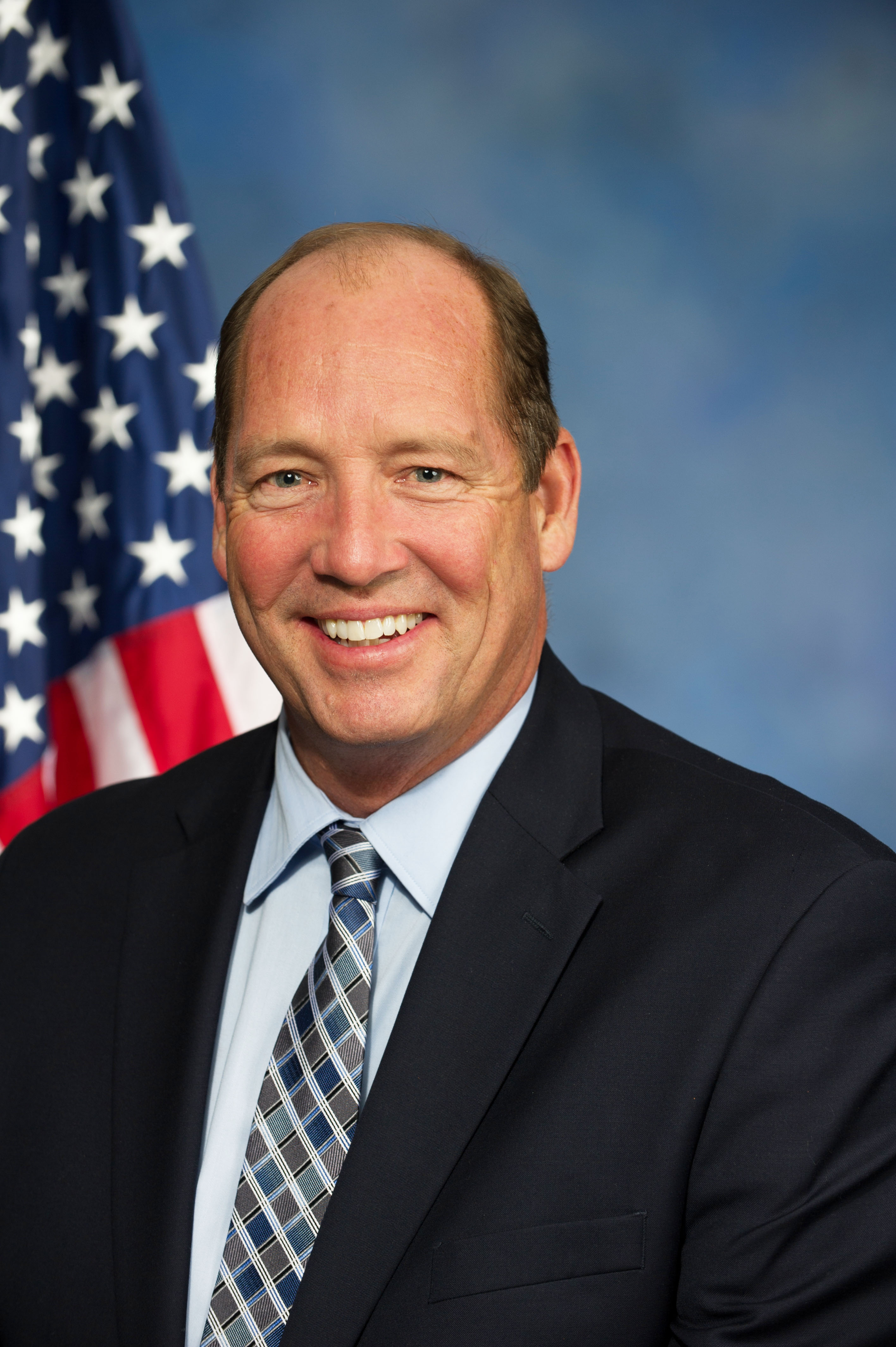 File:Ted Yoho, official portrait, 113th Congress.jpg - Wikimedia ...