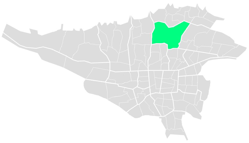 منطقه ۳ شهرداری تهران