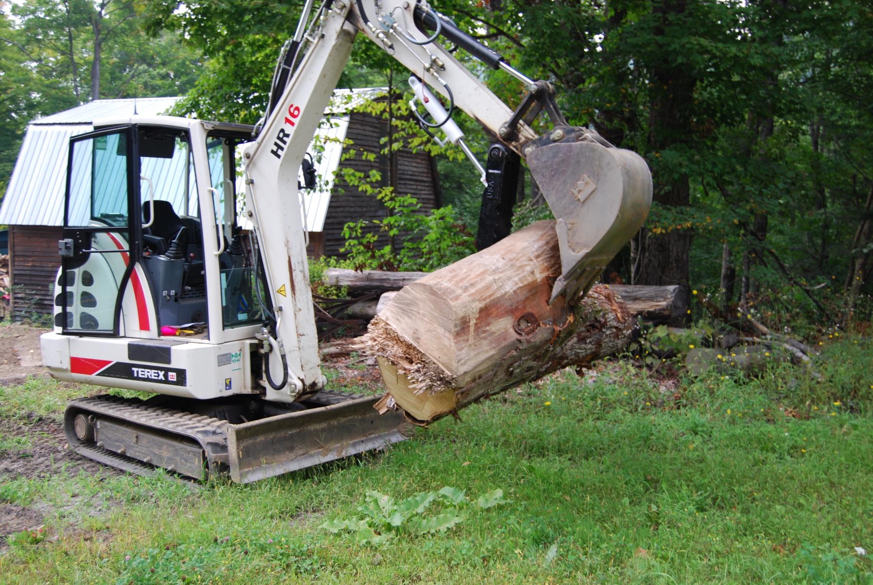excavator compact second hand