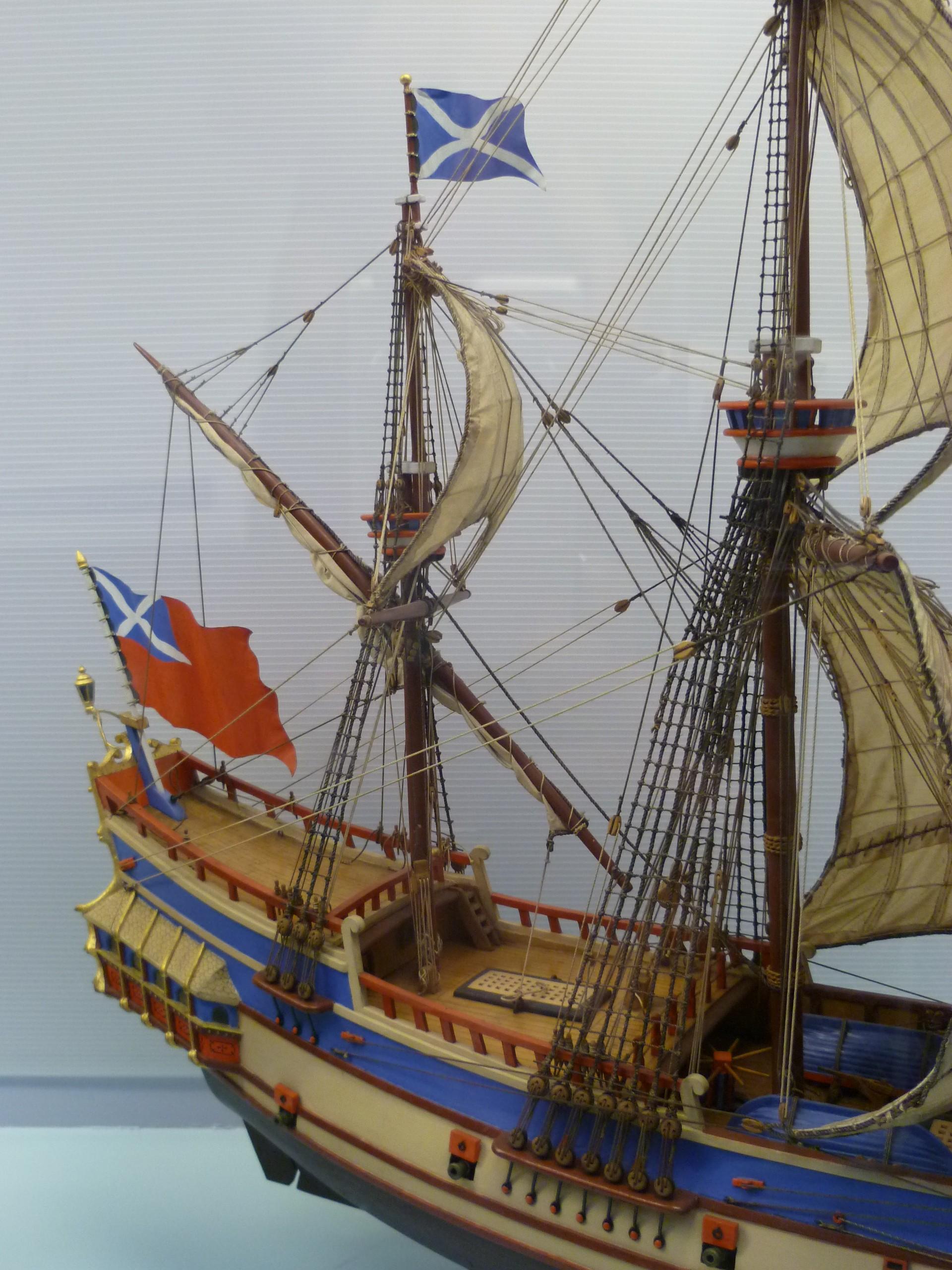 The_Red_Ensign_flown_on_a_mid-17thC_Scottish_merchant_ship.jpg