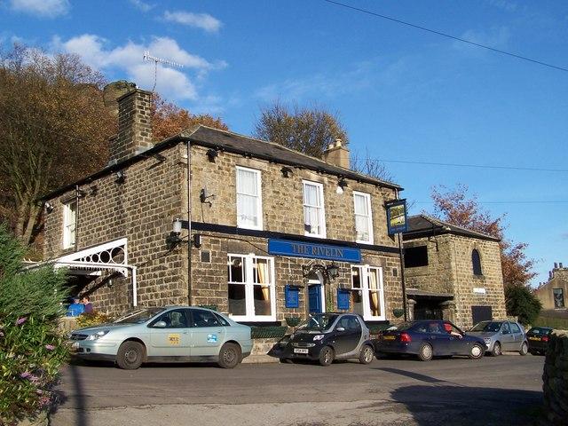 The Rivelin, Tofts Lane, Rivelin Valley, Sheffield - geograph.org.uk - 1080541