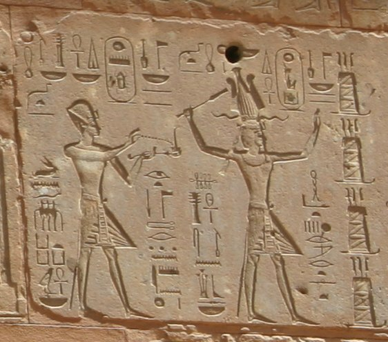 File:Thutmose III and Hatshepsut.jpg