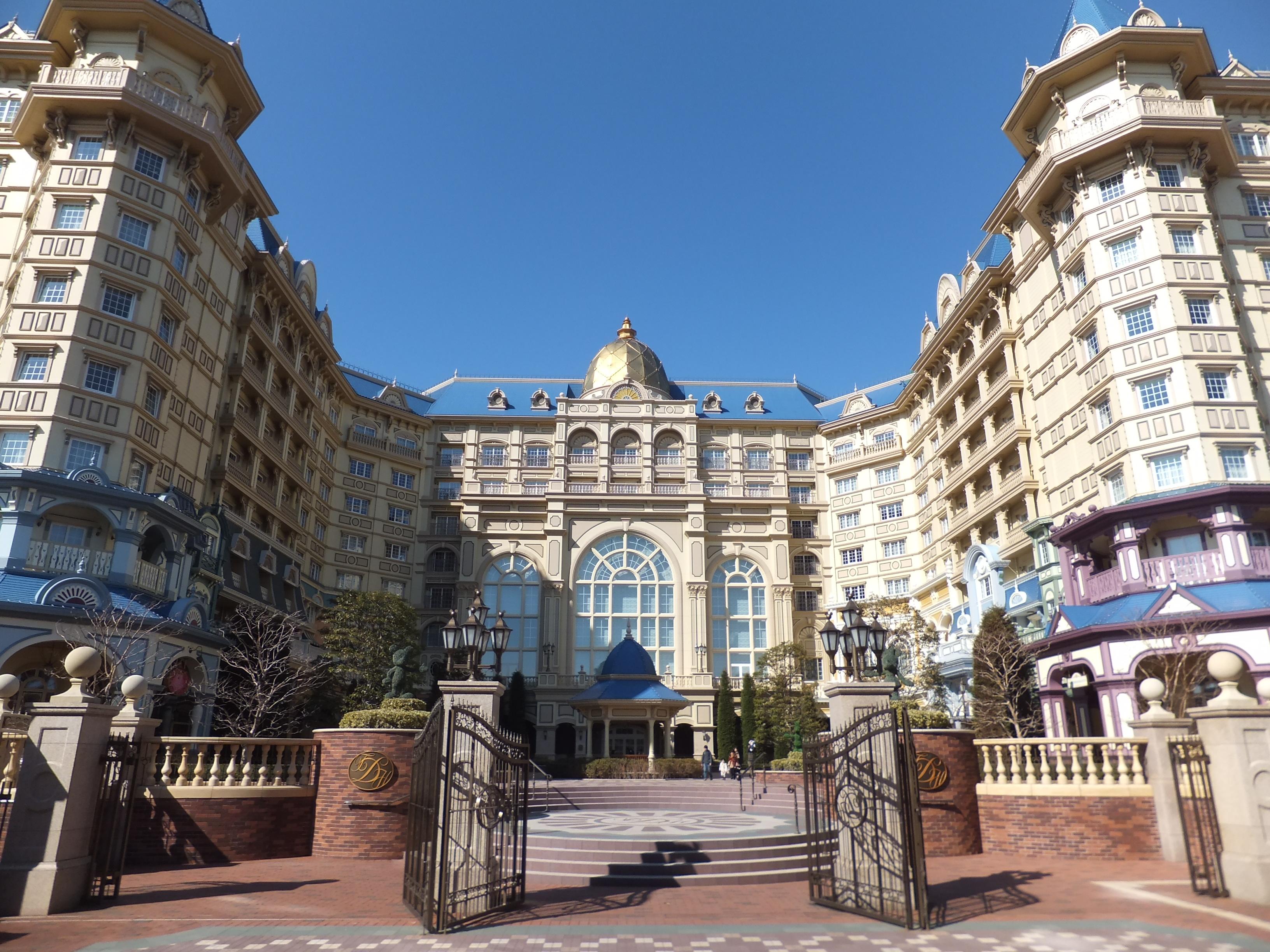 東京ディズニーランドに一番近いホテル : 世界のディズニーリゾート
