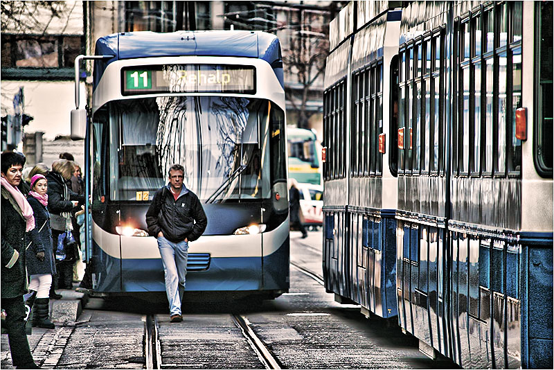 Tram Zurique