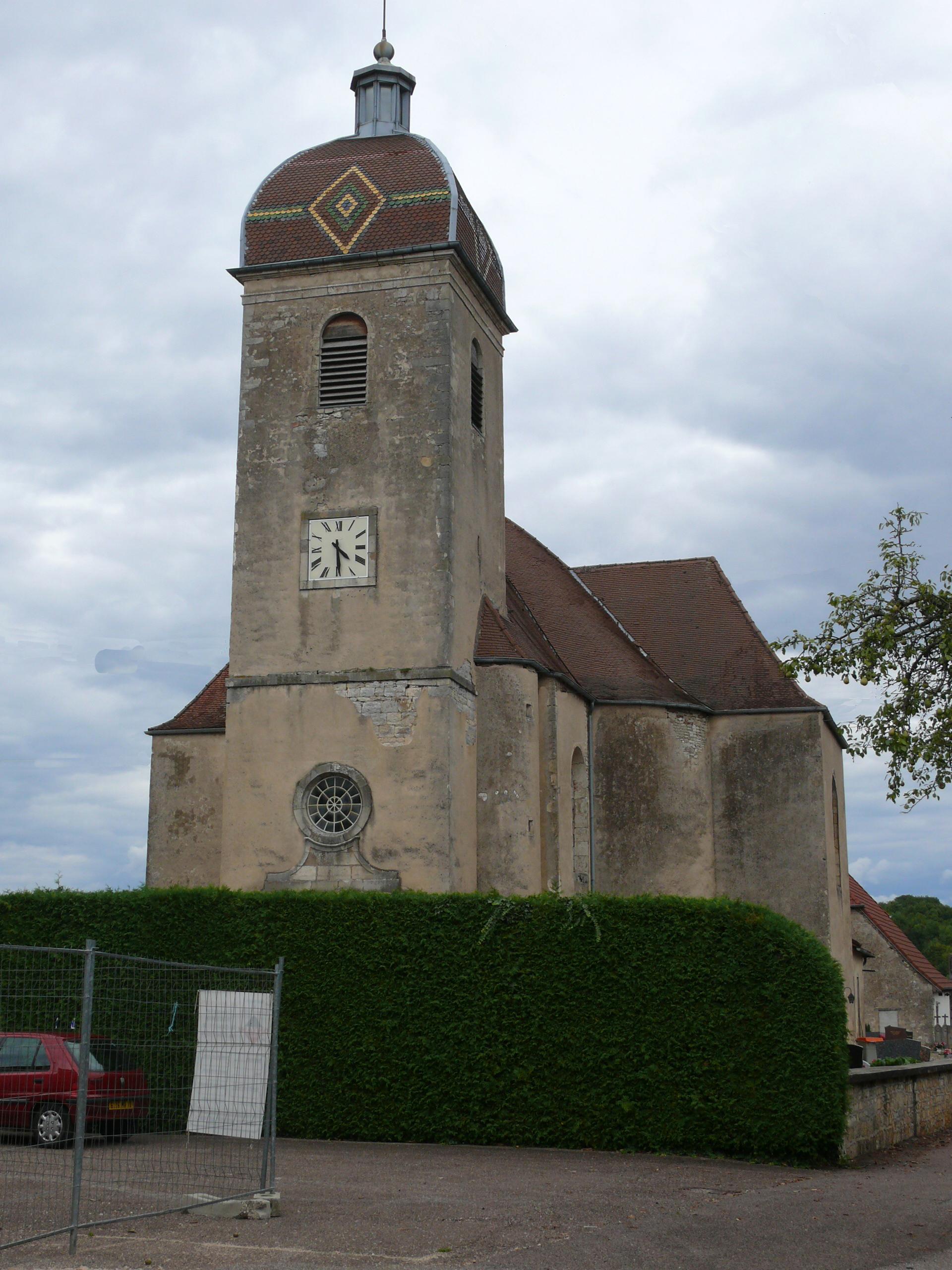 Traves, Haute-Saône