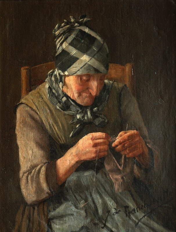 Knitting Lady At Guillotine : File tricoteuse g wikimedia commons