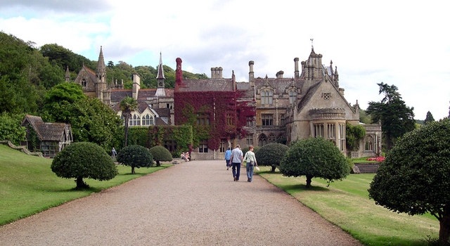 Tyntesfield House - geograph.org.uk - 412294