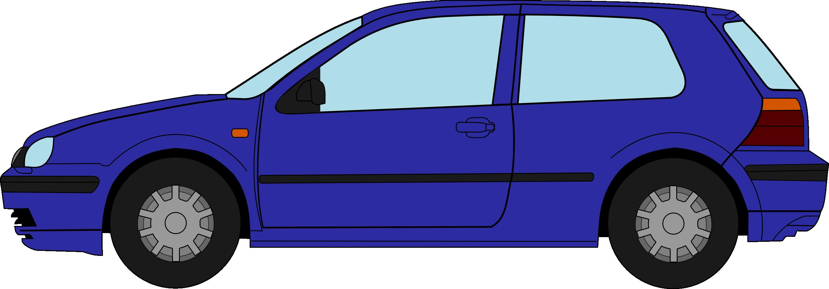 рисунок автомобиля сбоку разнообразия можно использовать